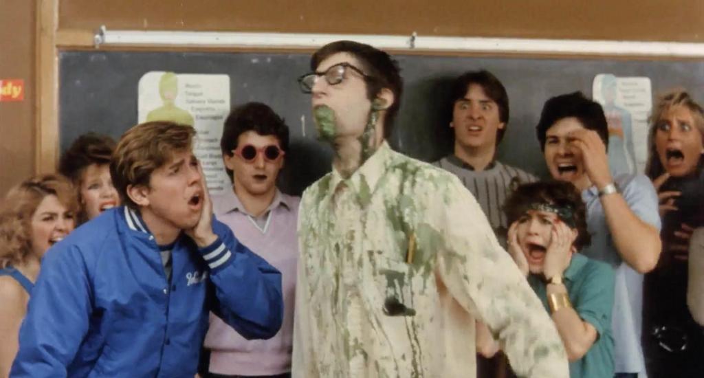 Gil Brenton in Class Of Nuke 'Em High