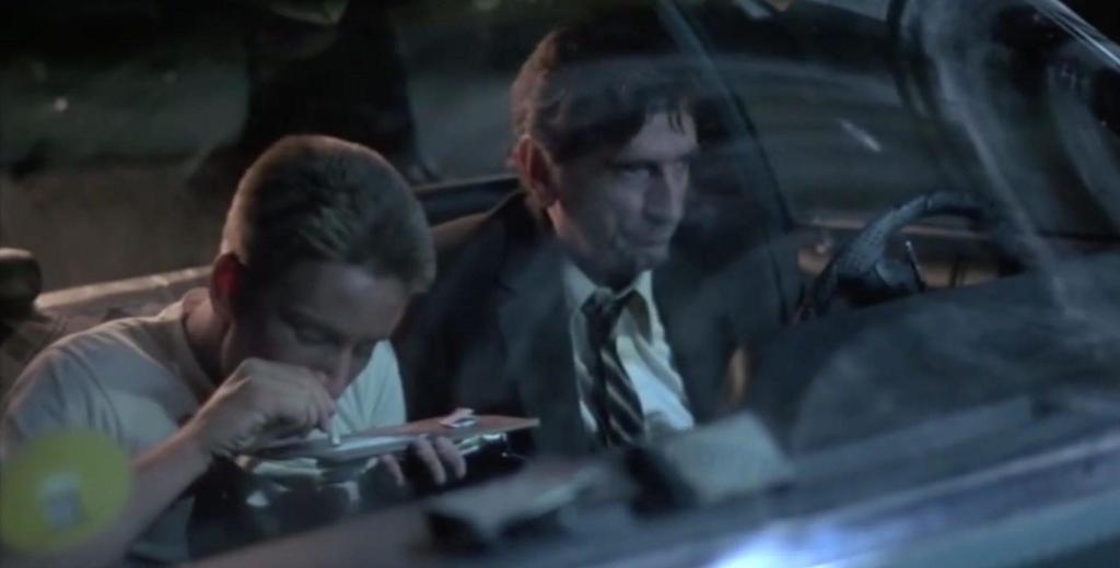Emilio Estevez in Repo Man