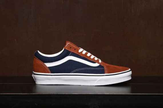 Vans Old Skool Gold Coast Spring 2012
