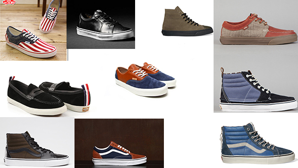 Top 10 Vans Shoes 2012 | Cult Edge