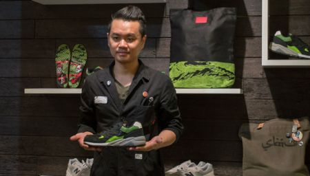 Mark Ong on inspiration and creative process