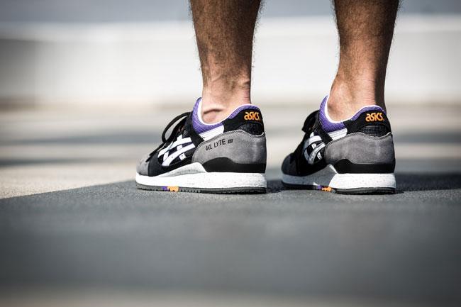 Asics Gel Lyte III Black/White