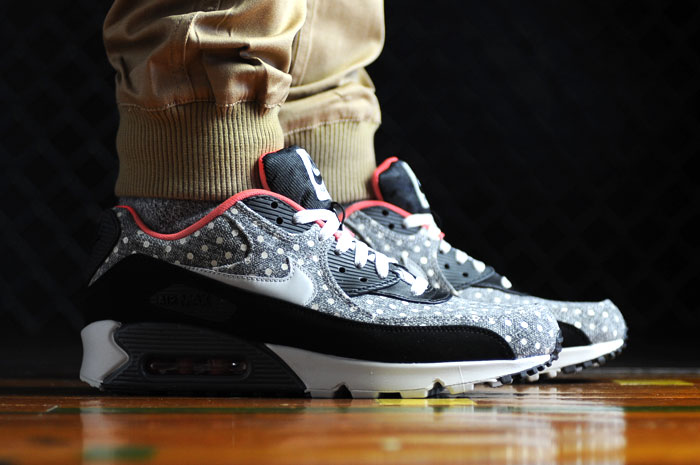 "Nike Air Max 90 Leather Premium ""Polka Dot"""