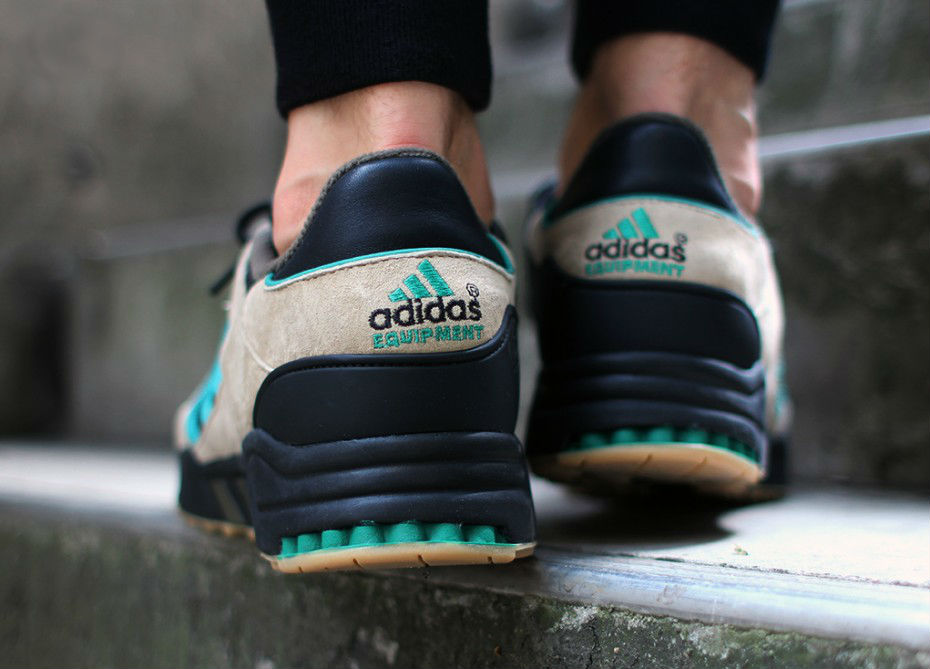 adidas Originals EQT Support 93 Core Black/Sub Green