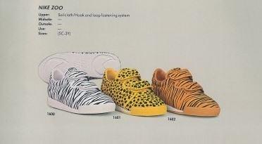 original nike zoo ad