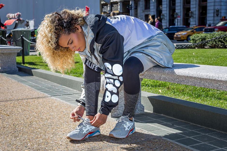 "ALIFE X Asics ""NYC Marathon Tribute"""