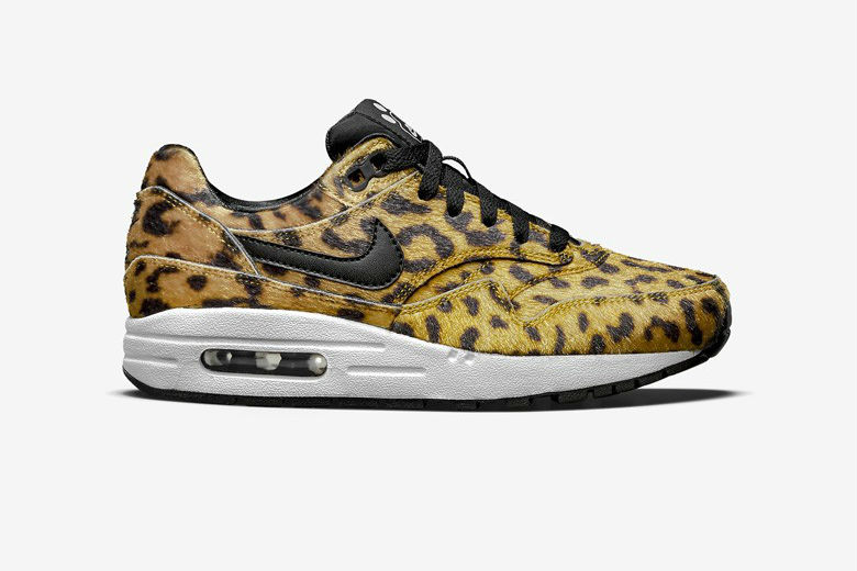 nike air max 1 zoo leopard