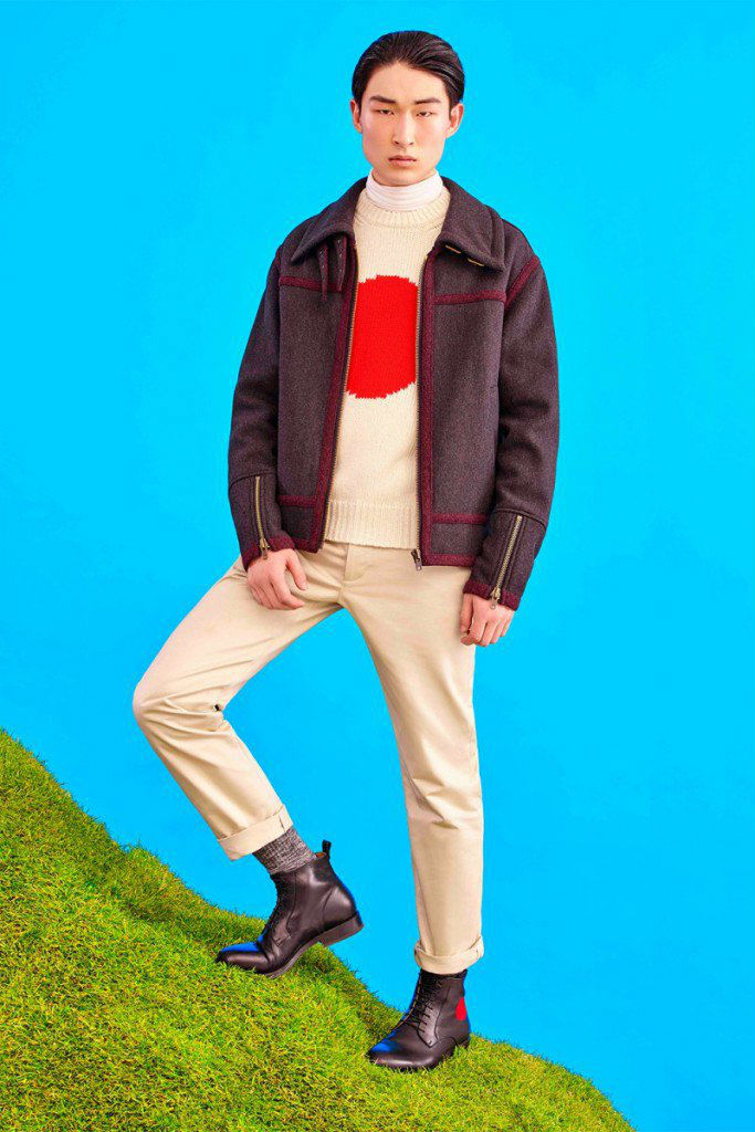 "Maison Kitsuné Fall/Winter 2016 ""Love Rises"""
