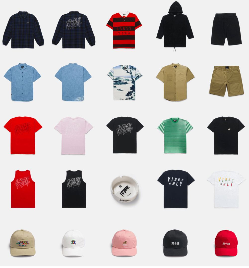 10 deep summer 16 collection part ii