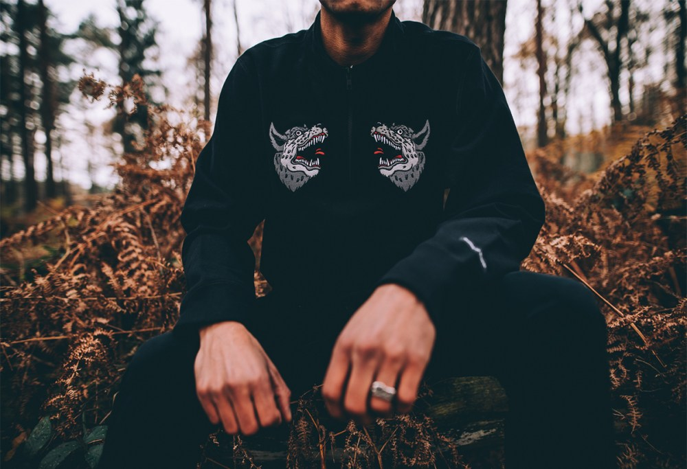 Raised by Wolves Winter Collection