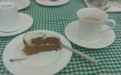 19th March – Senior Citizens' Afternoon Tea