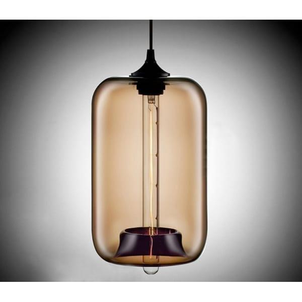 Edison Light Bulbs & Glass Pendant Lights