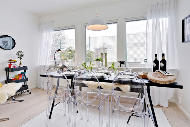 Ghost Dining Chairs