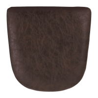 Faux Leather Seat Pads for Tolix Style Chairs | Cult Furniture