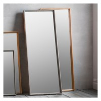 Solid Wood Empire Full Length Mirror | Contemporary ...
