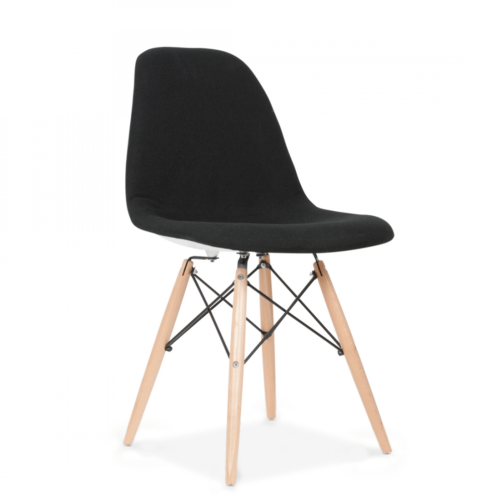 Eames Style DSW Upholstered Chair