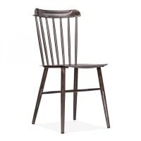 Cult Living Metal Windsor Chair in Raw Metal | Modern ...