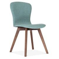 Cult Living Hudson Upholstered Dining Chair Soft Teal ...
