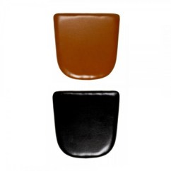 Leather Chair Pads Swivel Meaning Seat For Tolix Style Chairs Cult Furniture