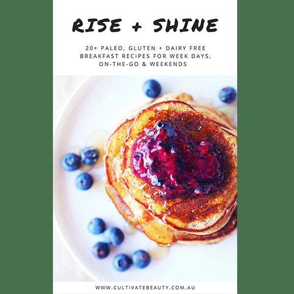 paleo breakfast ebook