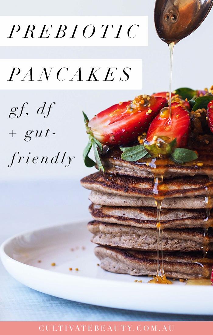 prebiotic pancakes paleo