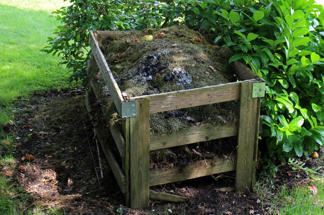Home Compost Pile