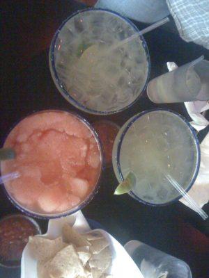 Team Margaritas
