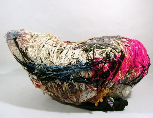 Judith Scott sculpture