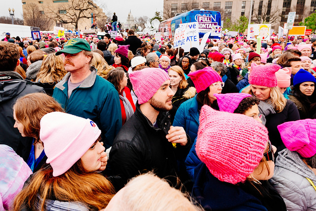 Museums Are Archiving Signs from the Women's March