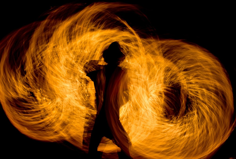 Check Out Phoenix's Burning Man-Inspired Art Gallery