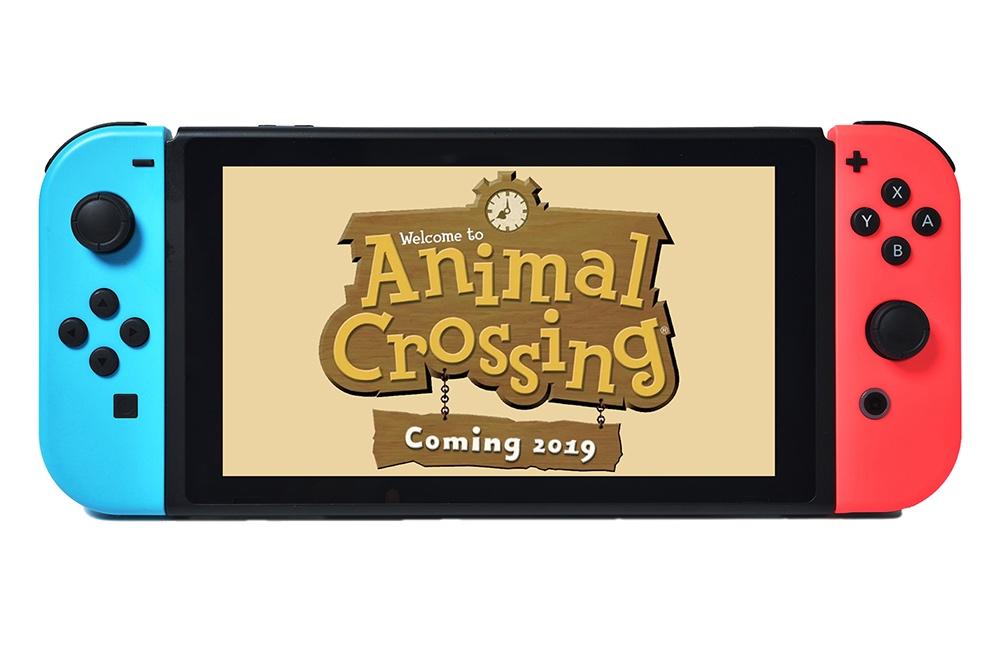 Animal Crossing art installations