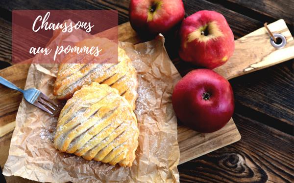 Recette chaussons aux pommes