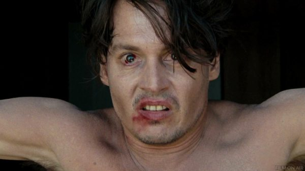 Johnny Depp Rum Diary