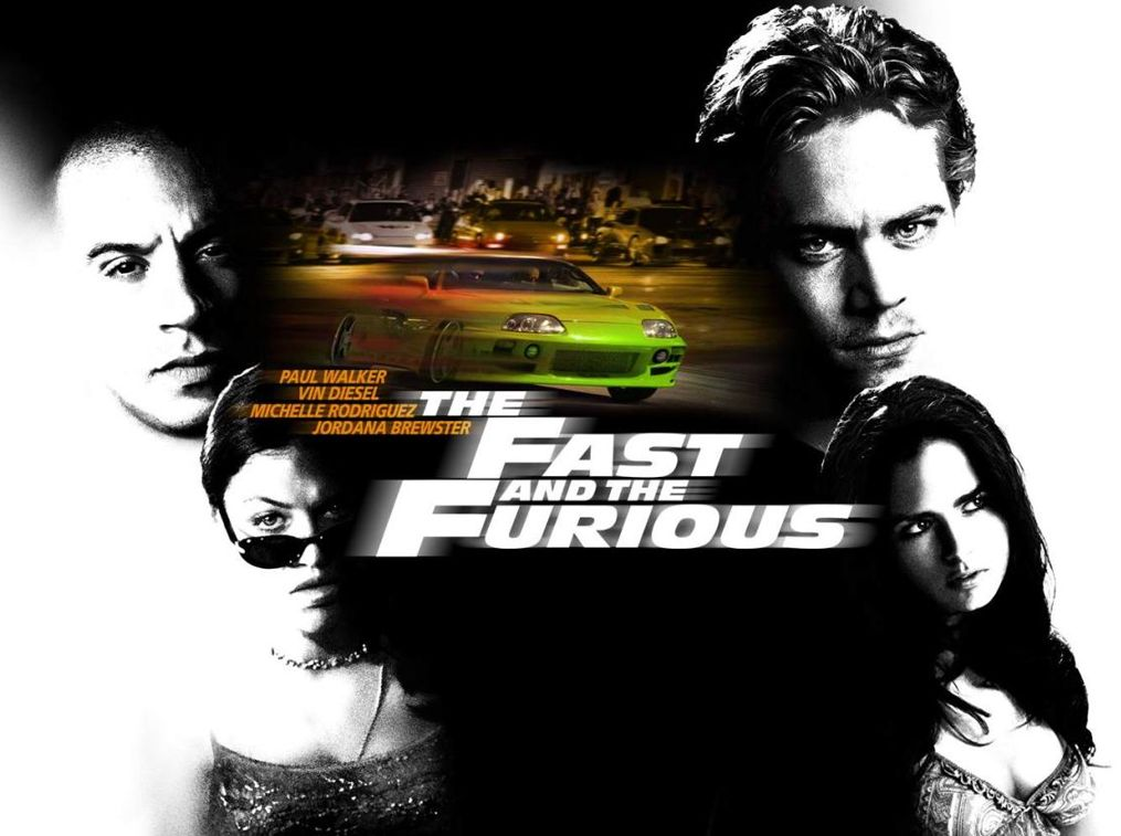 the fast and the furious poster cultjer