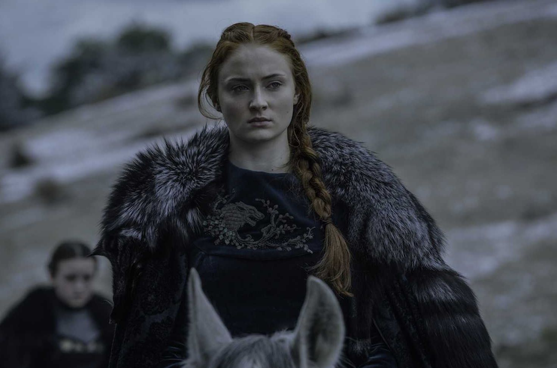 Sansa Stark Season 7  Cultjer