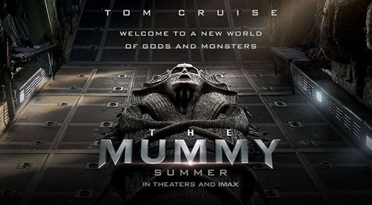 Image result for The Mummy poster