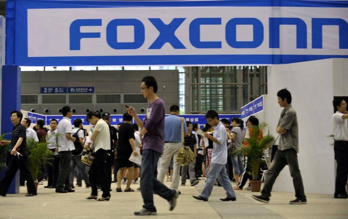 Foxconn strengthens its chances of being manufacturer of Apple Car