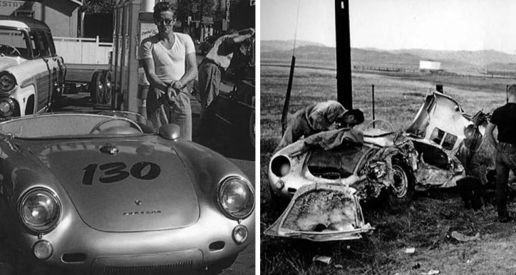 Image result for james dean and his public announcement