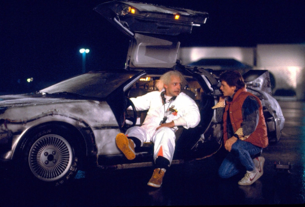 9-back to the future