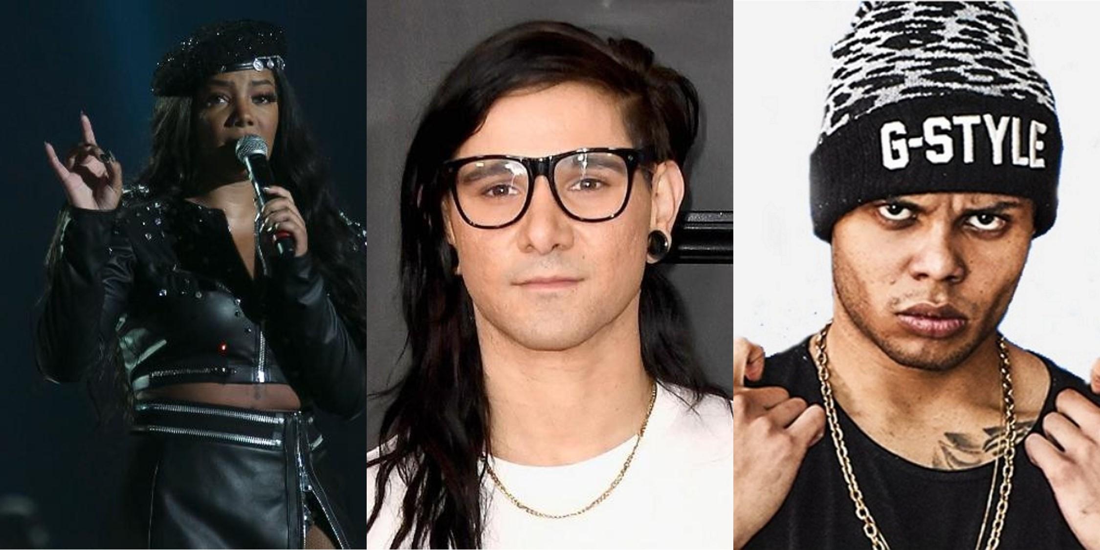 Skrillex, TroyBoi & MC Lan Join Ty Dolla $ign and Ludmilla