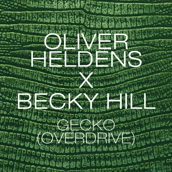 Oliver Heldens - Gecko (Overdrive) Artwork (1 of 3) | Last.fm