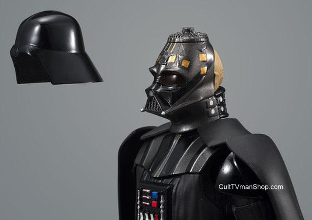 Darth Vader 112 model kit from Bandai