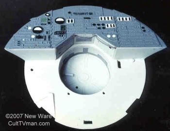 Apollo Command Module Photo Etch Details From New Ware