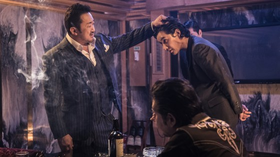 The Gangster The Cop The Devil Review Indonesia