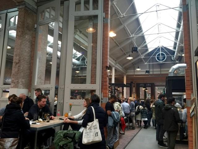 Food Hallen in Amsterdam