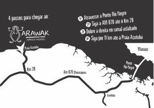 mapa Arawak