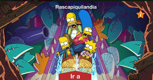 """[Actualizado] Hack Los Simpson: Springfield """"Rascapiquilandia"""" (Android)"""