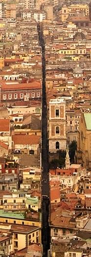 Il centro storico di Napoli Spaccanapoli  Culturafelix