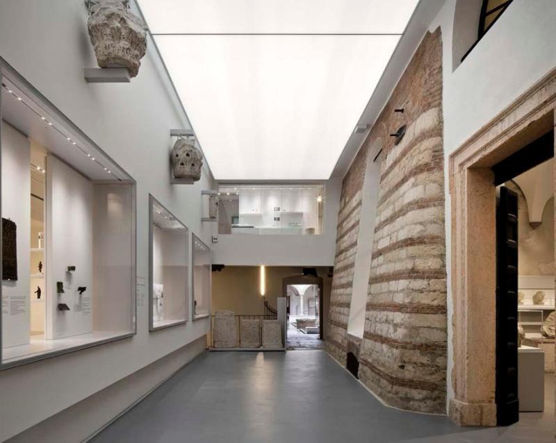 MuseiD  Cultura Italia In visita al nuovo Museo