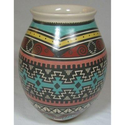Mata Ortiz Pottery, Chihuahua Enrique Pedregon Enrique Pedregon
